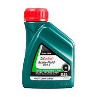 """Тормозная жидкость """"Castrol Brake Fluid DOT4"""" (0.5л) CAS-DOT4-0.5L"""