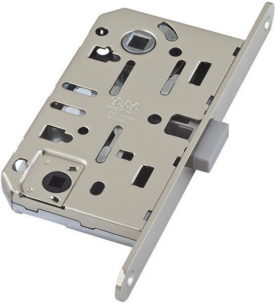AGB Mediana Polaris Бесшумный магнитный замок для сантехнической двери - Хром
