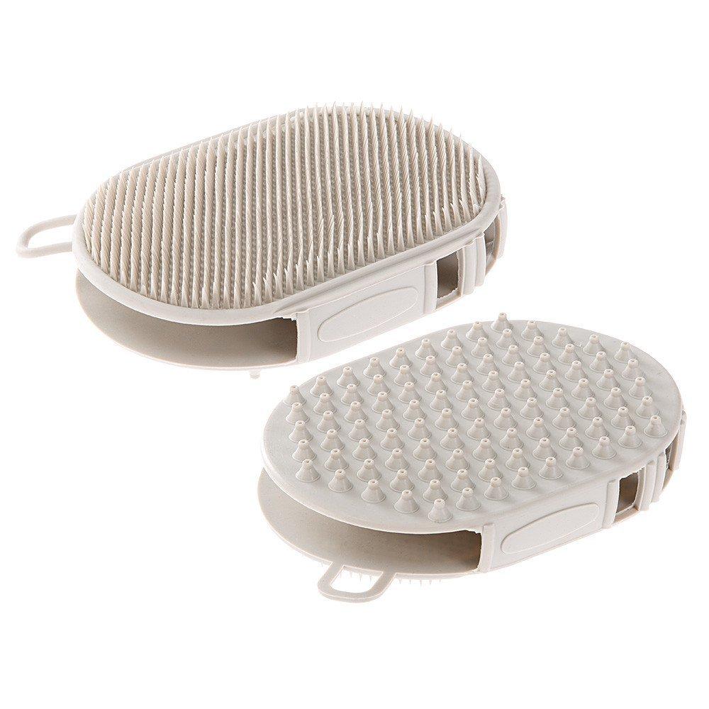 Двусторонняя резиновая перчатка для груминга, Ferplast GRO5933