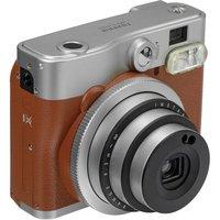 Фотокамера моментальной печати FUJIFILM Instax Mini 90 Brown