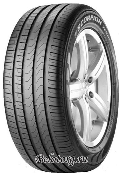 Шина Pirelli Scorpion Verde 225/65 R17 102H