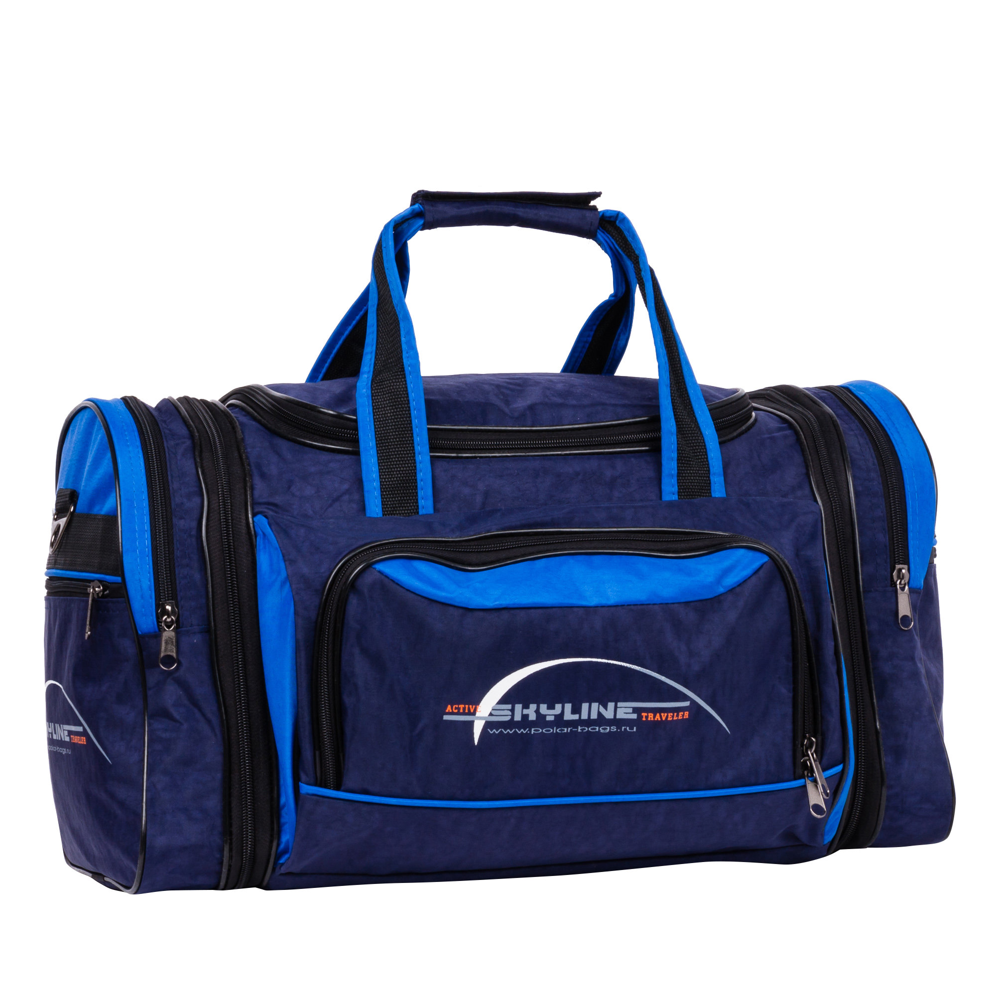 Спортивная сумка Polar 6067-1 38 голубой