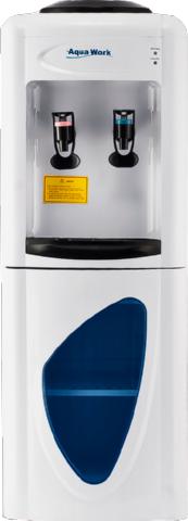 Кулер для воды Aqua Work 0.7-LD со шкафчиком