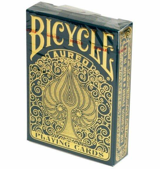 Игральные карты Bicycle Aureo