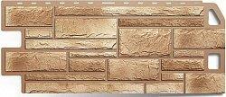 Фасадная панель (цокольный сайдинг) Альта-Профиль Камень Песчаник