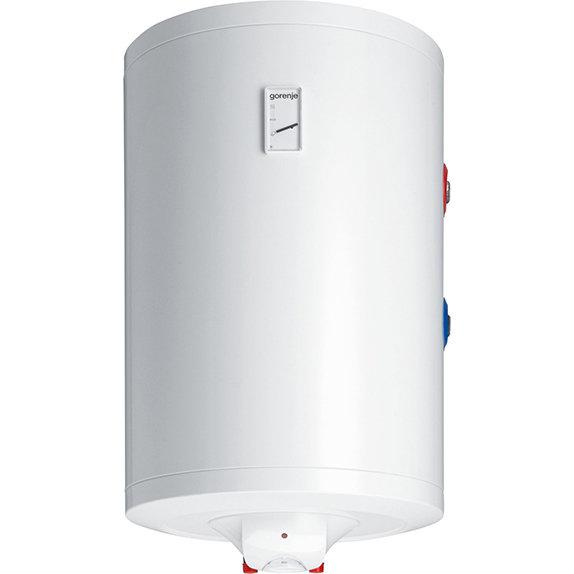 Gorenje  Tgrk80RNGB6 водонагреватель накопительный комбинированный вертикальный, навесной с открытым Тэном кожух металл.