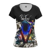 Женская футболка Teestore Pink Floyd Pink Floyd