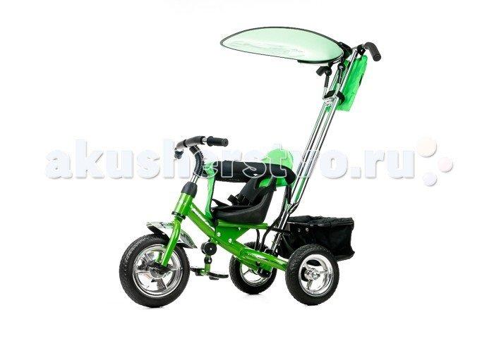 Велосипед трехколесный Liko Baby Lexus LB-772 Зеленый