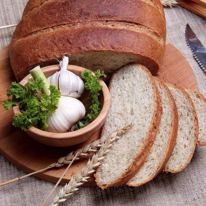 Хлебная смесь «Чесночный пшенично-ржаной хлеб с петрушкой»