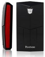 Аккумулятор Yoobao Thunder Power Bank YB-651 13000 mAh внешний универсальный черный
