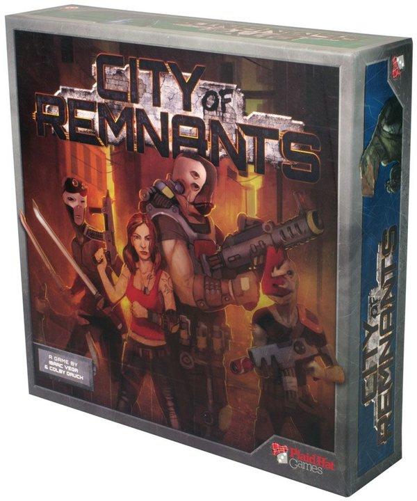 Настольная игра Plaid Hat Games City of Remnants