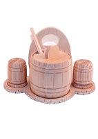 Набор для специй деревянный Классический