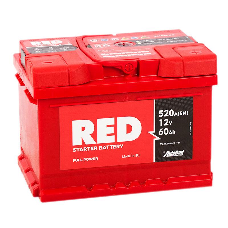 Аккумулятор RED 60SR