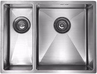 Кухонная мойка Seaman Eco Marino SME-575DL Нержавеющая сталь