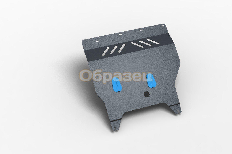 Novline-Autofamily Защита радиатора infiniti qx56 (2010-) 5,6 бензин акпп (инфинити ex qx50)