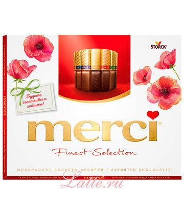 Набор конфет Merci Ассорти 250 г