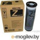 Краска RISO RZ/EZ 370/300/230/200 Black (1000мл) (o) (кратно двум штукам!!!)