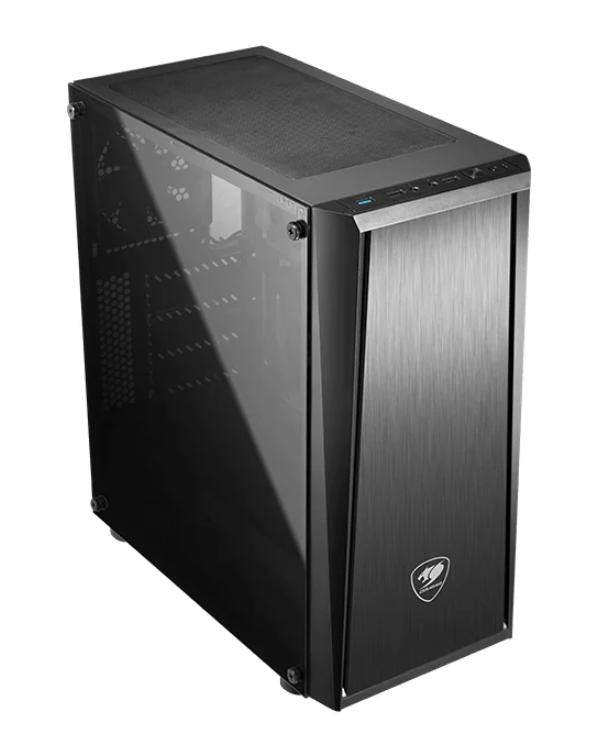 Компьютер ТоргПК Bronze 087308 (Intel Core i3-8100 3600МГц/Intel H310 ATX/8Гб DDR4 2666МГц/1000Гб HDD/DVD-нет/NVIDIA GeForce GTX 1050 2048 Мб GDDR5/COUGAR MX340 Black/700W/DOS)