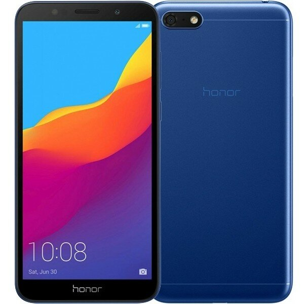 Смартфон Huawei Honor 7A Blue