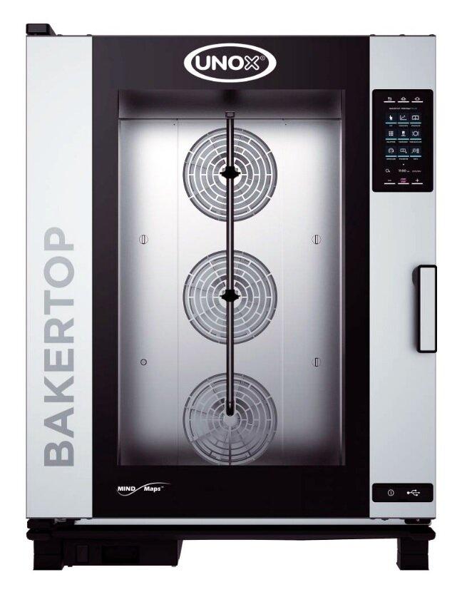 Конвекционная печь Unox XEBC-10EU-GPR ГАЗ (UNOX-46984)