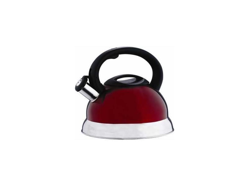 Чайник Bekker BK-S461 2.7 л нержавеющая сталь красный