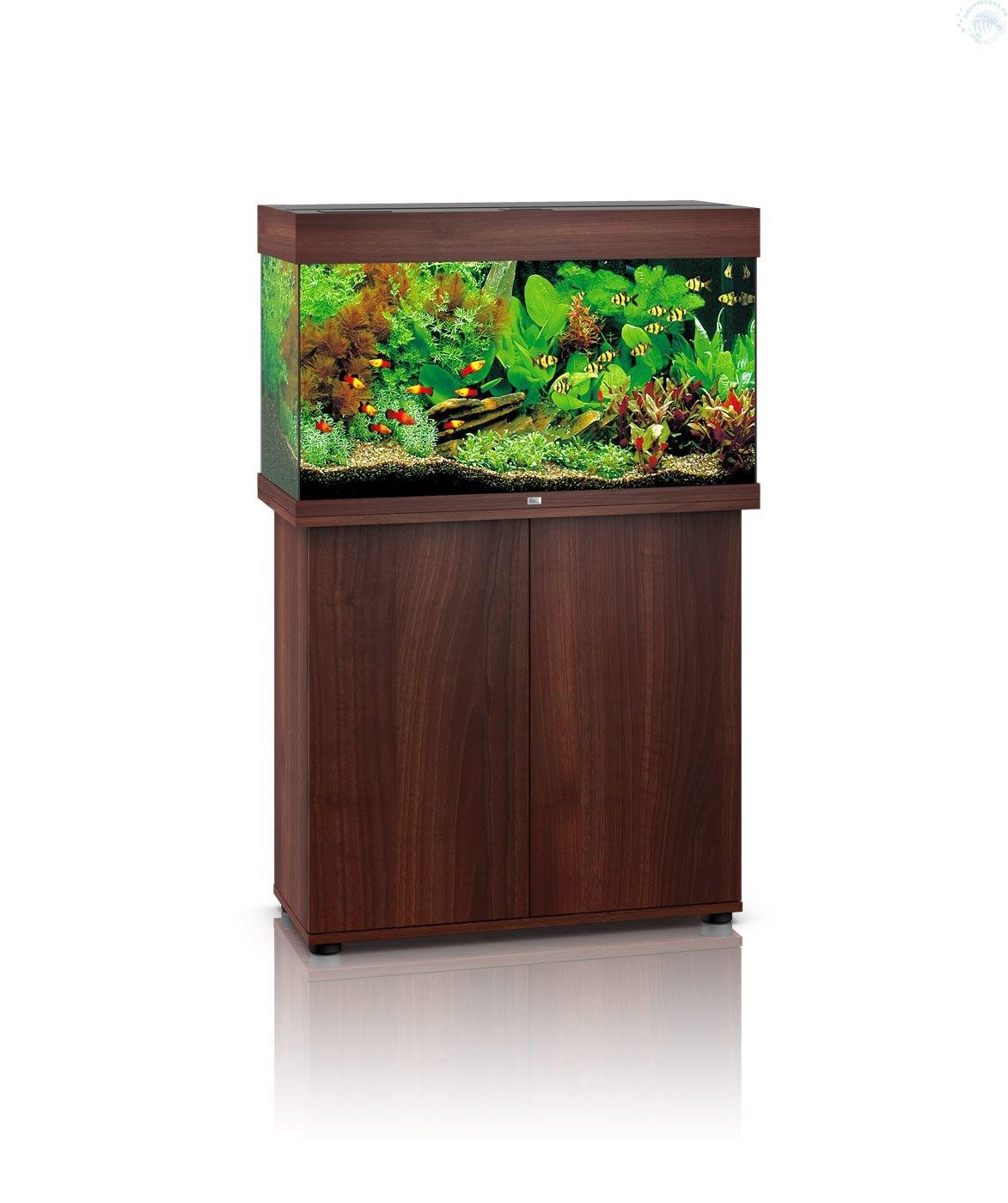 Тумба для аквариума JUWEL Рио 125 SBX темно-коричневая 81x36x73