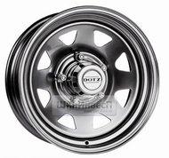 Колесные диски DOTZ DAKAR 7x16 6*139.7 ET-20 d110.0 Silver - фото 1
