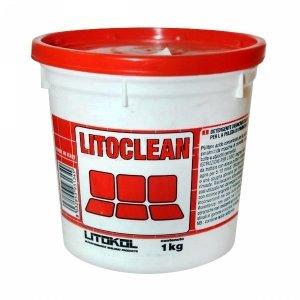 Кислотный очиститель LITOKOL LITOCLEAN (литокол литоклин), 1кг