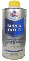 Тормозная жидкость Pentosin Super DOT 4, 0.25л / 1204112