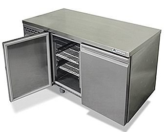Охлаждаемый холодильный стол Cryspi ШС 0.2 ( 2 двери)