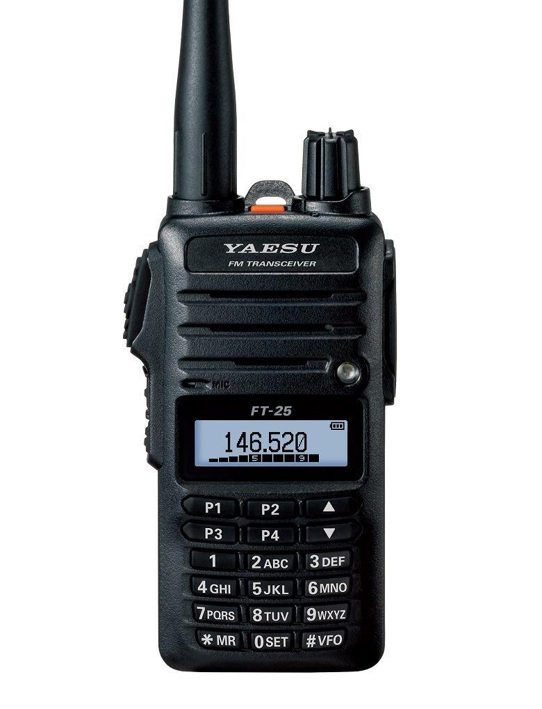 Портативная радиостанция Yaesu ft-25R/E