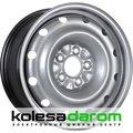 X40009 TREBL 6.5x16/5x114.3 D67.1 ET41 Silver - фото 1