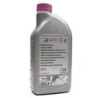 Концентрат охлаждающей жидкости G 013А8JM1 VAG Kuhlmittel-Zusatz (1500ml) G-13 VAG-ANTIF-ZE-G13-1,5