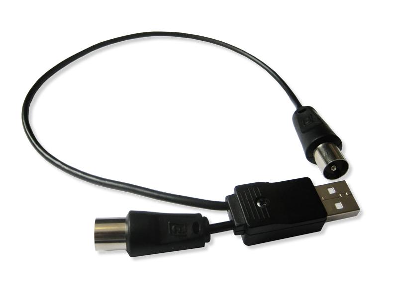 USB инжектор питания Рэмо BAS-8001 для ТВ антенн 5V