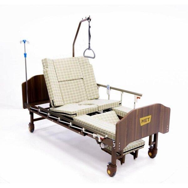 Кровать с электроприводом MET Emet (14604) с матрасом