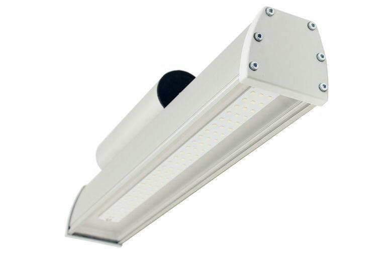Уличный консольный светодиодный светильник Eco Way 50