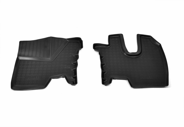 коврики салона kamaz 5490 3d (2013) (грузов)\ mercedes-benz axor 3d (2006) (грузов) npa00-c56-240