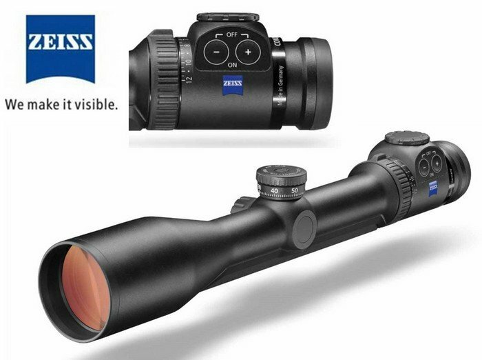 Прицел Zeiss Conquest DL 3-12x50 М ASV (шина цейс)