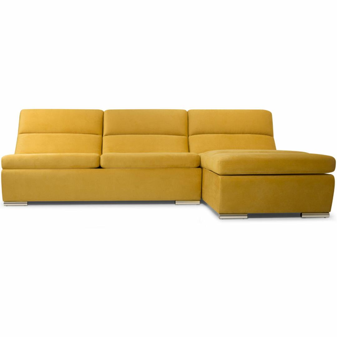 Модульный диван Диван.ру Монреаль-1 Палермо Mustard
