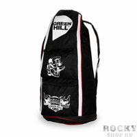 bc41afef2191 Спортивная сумка-тубус Green Hill MMA, Черная Green Hill