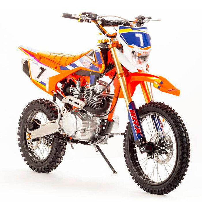 Мотоцикл (питбайк) MOTOLAND WRX250-PIT 4Т 250 куб.см., 16 л.с, колёса 17