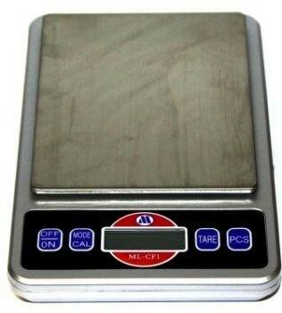 Портативные электронные весы серии MN-500 shape scale