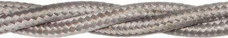 Ретро кабель (50м) 3*0.75 сталь, термостойкий, ПВОнг Подольсккабель