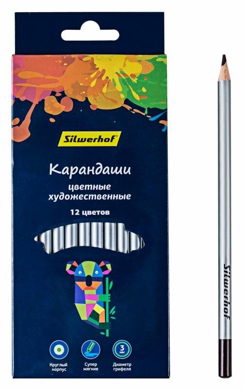 Набор карандашей Silwerhof