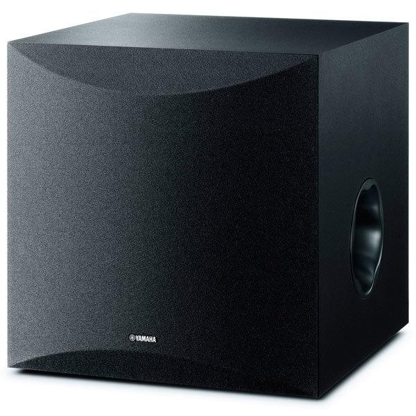 Сабвуфер Yamaha ns-sw100, black