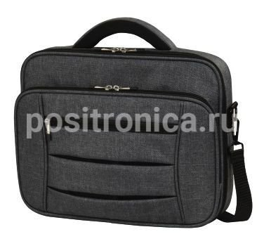 "Сумка для ноутбука 13.3"" Hama Business темно-серый (00101575)"