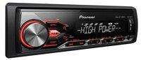 Автомагнитола Pioneer MVH-280FD USB MP3 CD FM 1DIN 4x100Вт черный