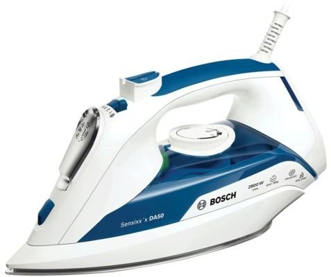 Утюг Bosch TDA5028010 (синий)
