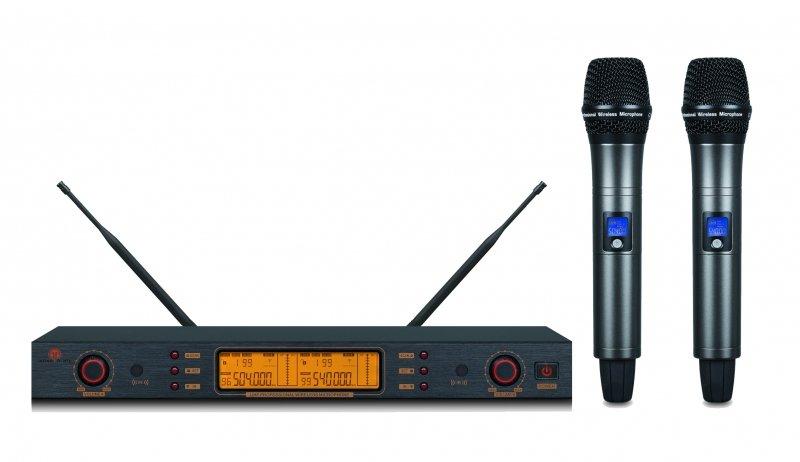 Arthur Forty U-9300C радиосистема с двумя вокальными микрофонами
