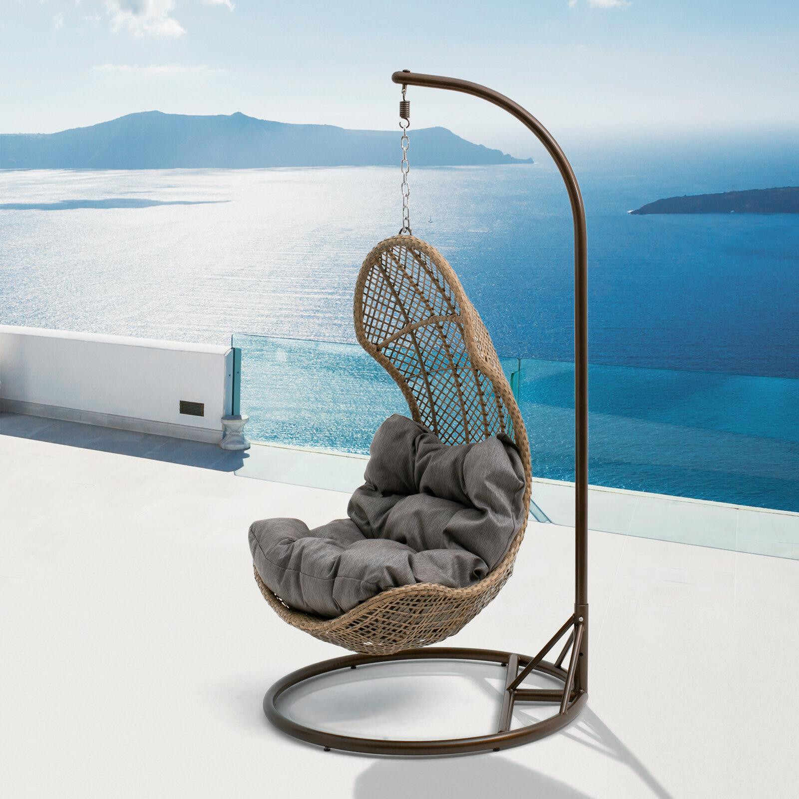 Подвесное кресло Mi Casa Flora